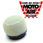 Motoair foam filters